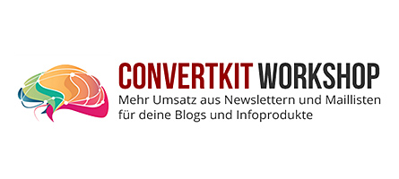 Convertkit Workshop