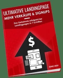 Landingpage Optimierung in 7 Schritten
